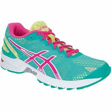 ASICS DS TRAINER 19 EMERALD PINK WOMENS RUNNING SHOES **FREE POST AUSTRALIA