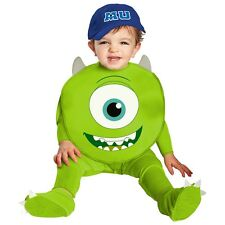 Mike Classic Infant Costume Baby Monsters, Inc. Halloween Fancy Dress