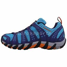 Merrell Waterpro Gauley Blue Orange 2014 New Mens Outdoors Water Shoes
