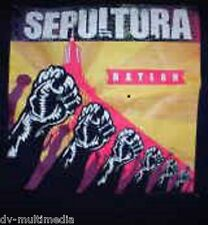SEPULTURA - Nation T-Shirt  ~NEVER WORN~