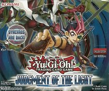 Yu-gi-oh Judgment Of The Light Commons JOTL Single/Playset - Take Your Pick