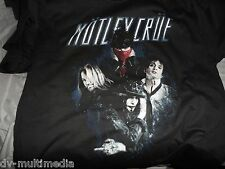 "MOTLEY CRUE - ""The Tour 2012"" t-shirt ~NEVER WORN~"