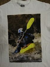 Darth Vader Kayak Spot Star Wars T-Shirt
