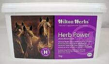HILTON HERBS HERB POWER all year round general health daily horse and ponies