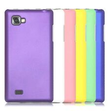 New Rubberized hard Case cover For LG Optimus 4X HD P880
