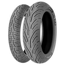 Michelin Pilot Road 4 Motorcycle/Bike Sport Touring/Riding Tyre - 2CT Technology