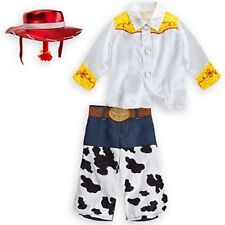 JeSSiE~InFANT~CoSTuMe+SHIRT+HAT+PONYTAIL+PANT~ToY StOrY~NWT~Disney baby Store