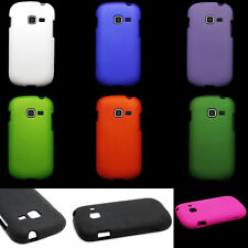 For Samsung Galaxy Centura / Discover - Hard Plastic Matte Colorful Phone Cover