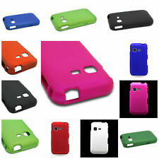 Brand New For Samsung S390G Freeform M Snap On Rubberized Matte Phone Cover Case