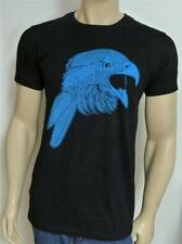 Hurley One & Only Patchwork Eagle Mens Premium Fit Black T-Shirt New NWT