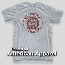BAYSIDE TIGERS Saved By Bell Zack Morris VINTAGE LOOK American Apparel T-Shirt