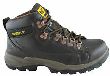 CATERPILLAR CAT MENS EXTEND STEEL LACE UP WORK SAFETY STEEL TOE BOOTS DURABLE