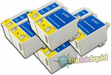 8 Compatible T036 or T037 Beach Hut Non-oem Ink Cartridges for Epson -any Colour
