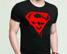 SUPERMAN GYM BODYBUILDING FITNESS MENS MARVEL T-SHIRT TEE TSHIRT NEW SUPER MAN