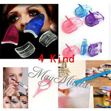 4 Type Apply Flase Eyelash Eye Lash Glue Mascara Applicator Fake Clip Tool S
