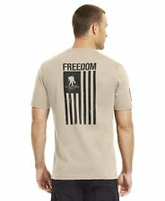 Men's  Under Armour WWP Freedom Flag T-Shirt