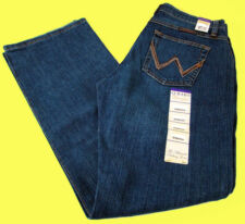 Womens Wrangler Q Baby Tuff Buck Stretch Denim Ultimate Riding Jeans Any Size