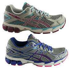 ASICS GT-1000 2 WOMENS PREMIUM CUSHIONED RUNNING SHOES/SNEAKERS/TRAINERS/SPORTS