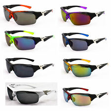New X-Loop Ultimate Outdoor Cool Sport Sunglasses 100% UV Protection X2392 Multi