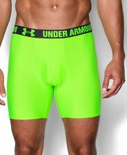 Under Armour Men's HeatGear Performance Boxerjock Boxer Briefs 2-Pack