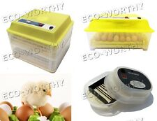 Automatic Egg Incubator Poultry Hatcher Chicken/Goose Incubator 48/96/9 eggs