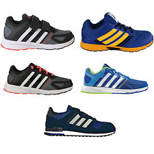 ADIDAS a-Faito LT Lace K Sneakers Kids Runners Casual Trainers US 10K-9.5 White