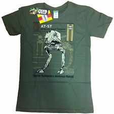 Star Wars Haynes AT-ST All Terrain Scout Transport Licensed T-Shirt - to XXL