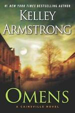 NEW Omens: A Cainsville Novel by Kelley Armstrong Paperback Book (English) Free