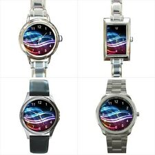 3d Color Lines Watches (10 Designs to Choose From)