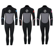 Two Bare Feet GLIDER Kids Wetsuit Full Length Childrens Suit Full Body