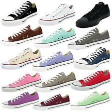 Scarpe Converse Chuck Taylor All Star Ox Sneakers Chucks Basse Basic