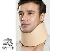 CERVICAL COLLAR SOFT (FIRM DENSITY) BRACE AND SUPPORT B01 (2 Pcs) - CE APPROVED