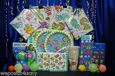 Eek Monsters Aliens Party Set # 14 Supplies Monsters Party Aliens Party For 16