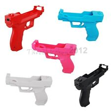 Perfect shot Vibration Gun for Nintendo Wii shooting  Vedio games 5 colors New