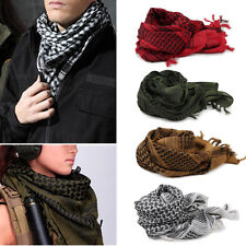 Shemagh Army Military Tactical Desert Keffiyeh Arab Scarf Neck Cover Head Wrap