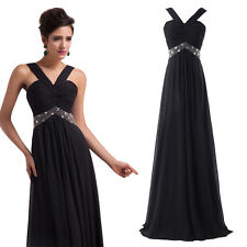 2014 Grace Karin UNIQUE Tailored Formal Long Ball Gown Party  Bridesmaid Dress 1