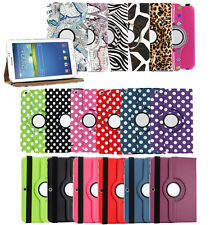 360 Rotating Case Stand Cover for Samsung Galaxy Tab Tablet