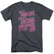 Fight Club Movie Life Ending Licensed Adult Shirt S-3XL