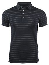 French Connection/ FCUK Stripe Short Sleeved Polo T-Shirt