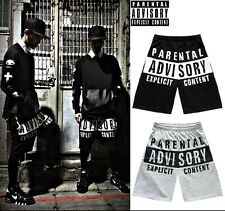 weilin Unisex Fashion Hip Hop Advisory Sport Shorts Basketball Pants Y0495