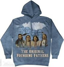 The Mountain The Original Founding Fathers Adult Hoodie Sweatshirt S,M,L,XL,2XL