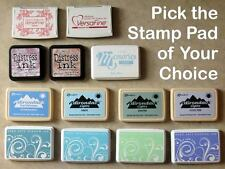 U-Pick You Pick Dye Ink Stamp Pad of Your Choice from Tsukineko Ranger Hero Arts