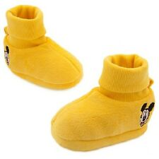 MiCkEy MoUSe~YeLLoW~SliPPers~SoFt~ShOes~InFanT~0-24M~Costume~Disney baby Store