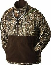Drake Waterfowl Systems MST Eqwader Plus 1/4 Zip Jacket CHOOSE SIZE & CAMO