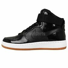 Nike Wmns AF1 Ultra Force Mid Air Force 1 Black 2014 Womens Classic Casual Shoes