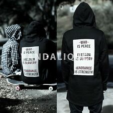 XQUARE 23 M.rep 451 Trench Hoodie Kanye A$AP FABRIXQUARE h136 #5