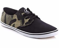 Kustom Vendetta Canvas Lace Up Shoes, Size 9-12. NWT, RRP $59.95. Vans Profile.