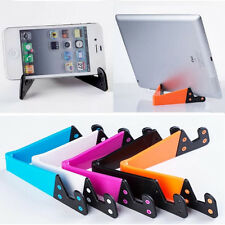 Desktop Tablet Foldable Universal Phone Mobile Holder Stand Mount Vent Cradle