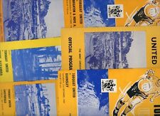 Torquay United HOME programmes 1960s FREE P&P UK Choose from list