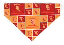 Pet Dog Bandana Scarf UNIVERSITY OF SOUTHERN CALIFORNIA TROJANS **MADE IN USA***
